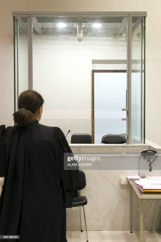 FRANCE-JUSTICE-TRIAL : News Photo