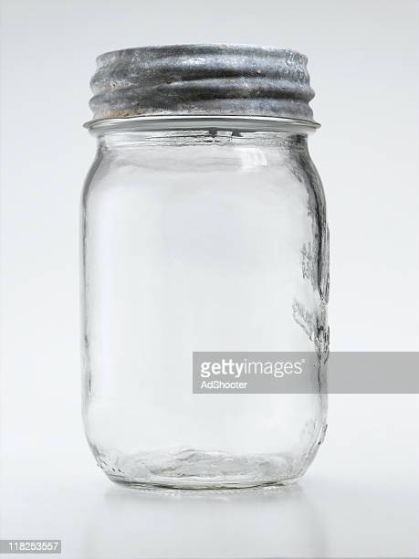 glass jar - jar stock pictures, royalty-free photos & images