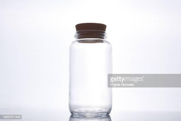 glass jars - behälter stock-fotos und bilder