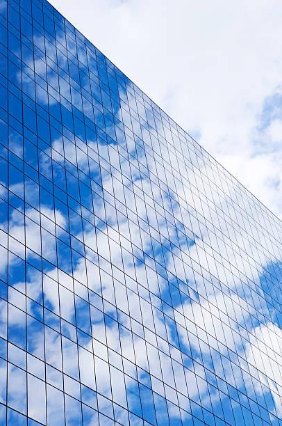 glass modern building