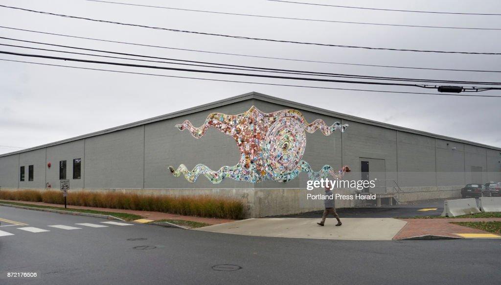 Unexpected Art In Maine