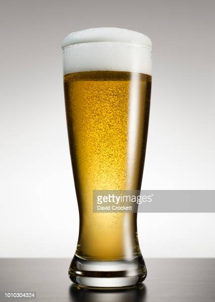 Glass of beer