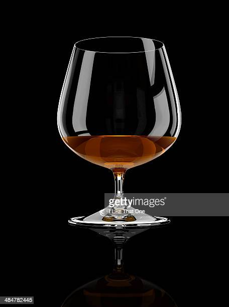 glass of brandy / cognac - atomic imagery stock pictures, royalty-free photos & images
