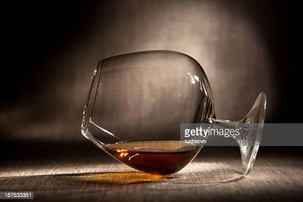 Glas Brandy
