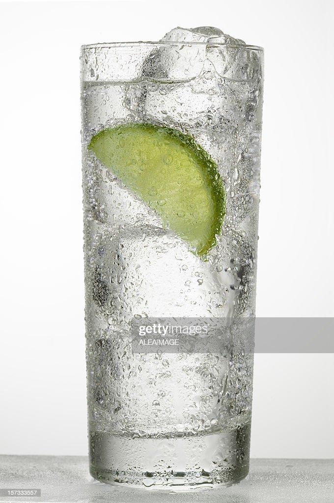 水のガラス : ストックフォト