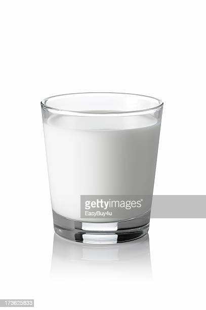 Glass of milk