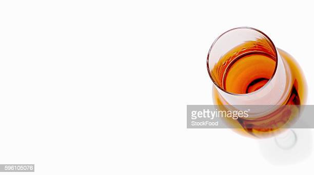 A glass of sherry