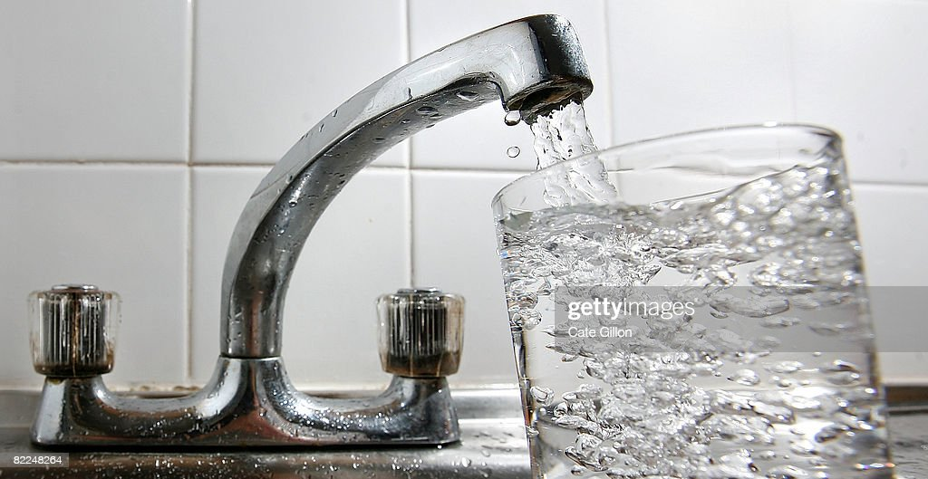 Price of Water Set To Rise : News Photo
