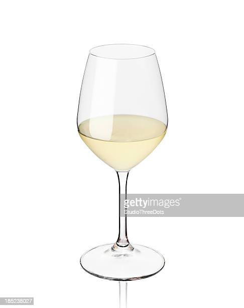 glass of white wine - white wine stock pictures, royalty-free photos & images