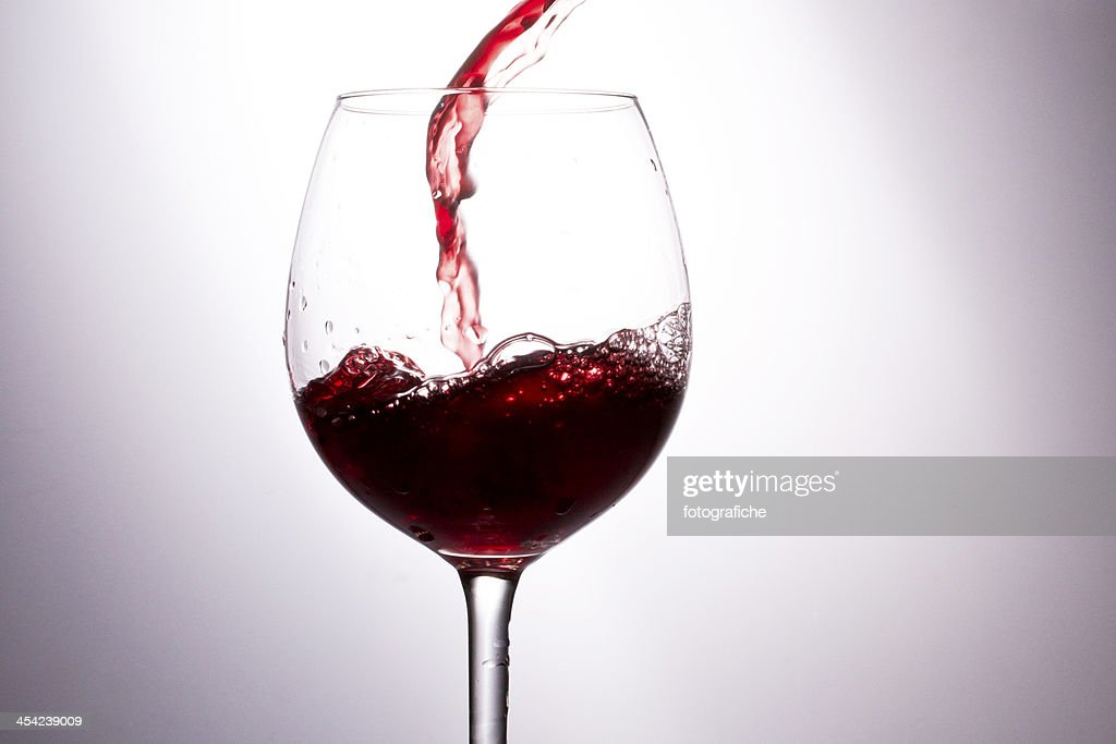 Glass Of Wine : Stock Photo