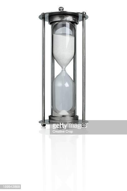 Glass sand hour glass / egg timer