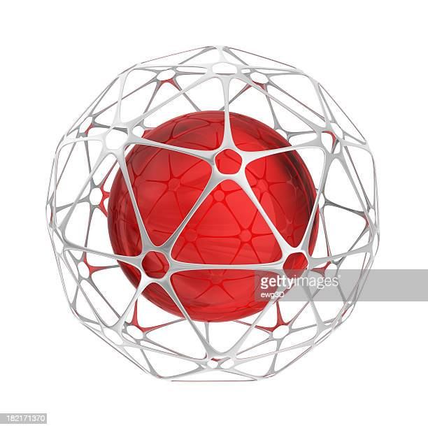 Glass Sphere - Abstraction