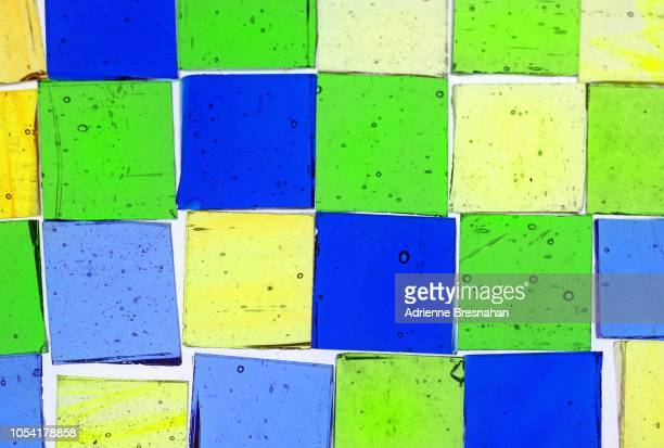 Glass Squares Pattern