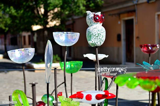glass work - murano stock pictures, royalty-free photos & images