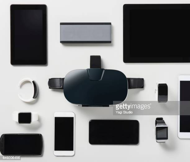 VR glasses and Digital gadget