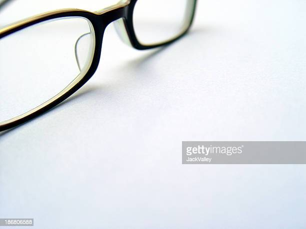 Glasses close-up