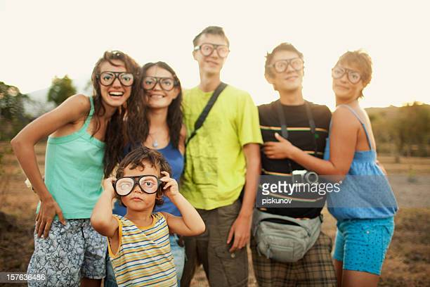 Brille Spaß