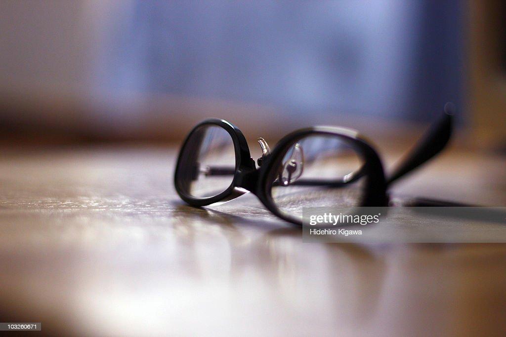 Glasses : ストックフォト