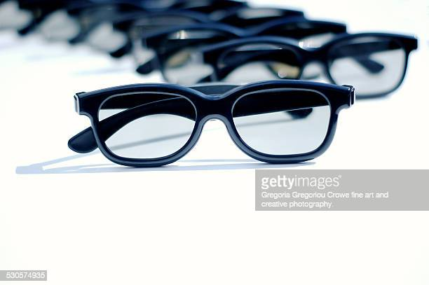 glasses - gregoria gregoriou crowe fine art and creative photography - fotografias e filmes do acervo
