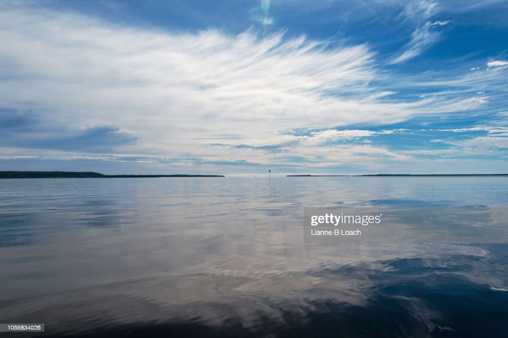 Glassy Morning 4 : Stock Photo