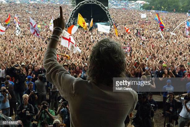 Glastonbury Music Festival 2005 - Day 2