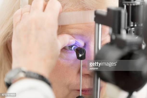 Glaucoma check