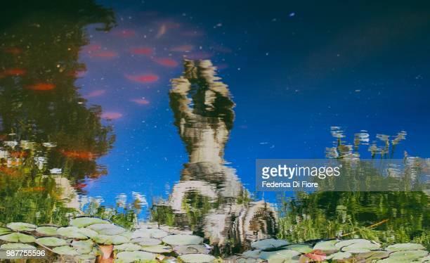 Glaucous' Fountain