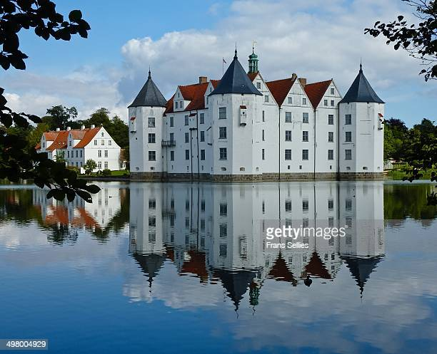 Glücksburg Castle is a castle in the town of Glücksburg, Germany. It is one of the most important Renaissance castles in northern Europe.