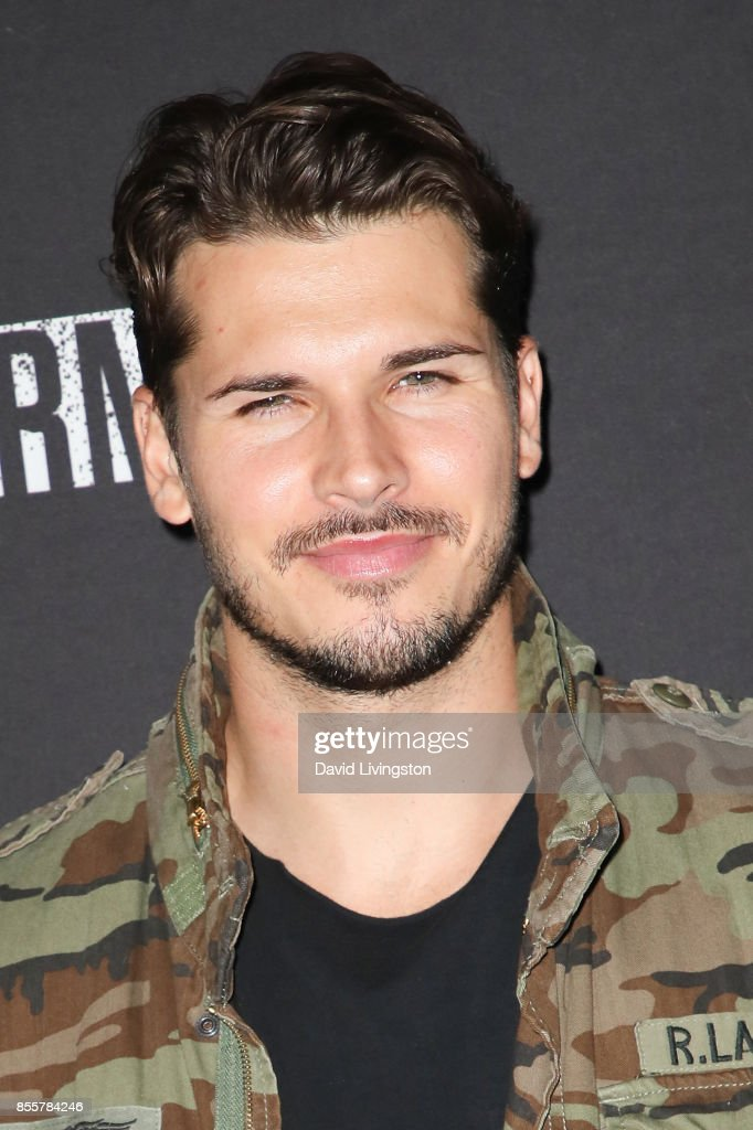 Gleb Savchenko attends the Knott's Scary Farm and Instagram's Celebrity Night at Knott's Berry Farm on September 29, 2017 in Buena Park, California.