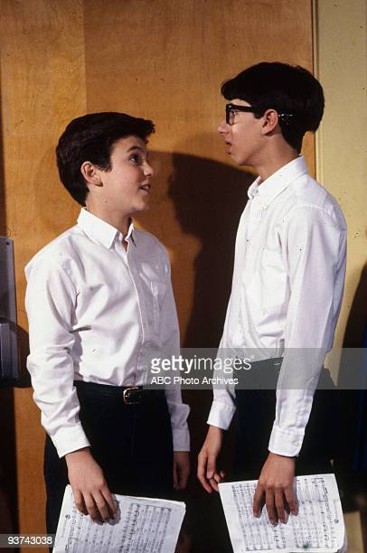 YEARS 'Glee Club' 2/27/90 Fred Savage Josh Saviano
