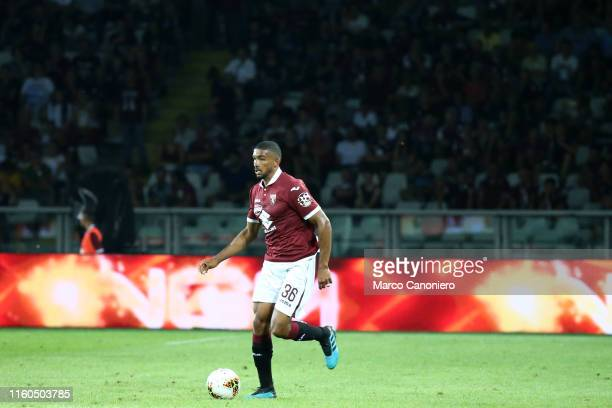 Gleison Bremer of Torino FC in action during the UEFA Europa League third qualifying round football match between Torino Fc and Shakhtyor Soligorsk....