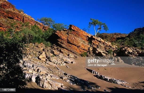 Glen Annie Gorge, Ruby Gap Nature Park, Northern Territory