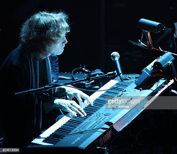 Glen Ballard attending the 'Ghost the Musical' Ghost Light Sessions at the LuntFontanne Theatre in New York on 1/19/2012