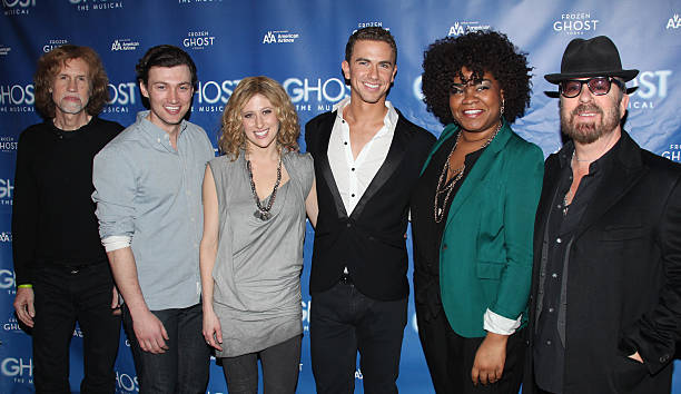 Usa ghost the musical meet greet pictures getty images usa ghost the musical meet greet m4hsunfo