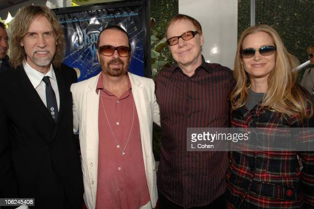 Glen Ballard Dave Stewart Danny Elfman and Bridget Fonda
