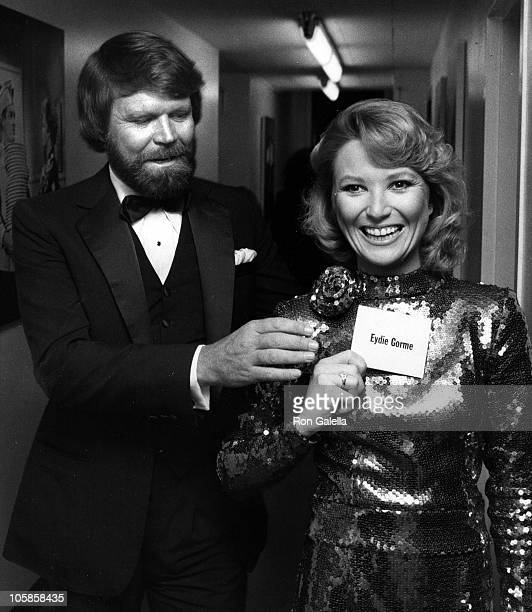 Glen Campbell and Tanya Tucker during Bob Hope's 30th Anniversary Party at NBC's Burbank Studio in Burbank California United States
