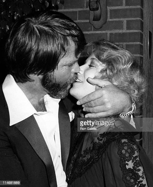 Glen Campbell and Tanya Tucker during Glen Campbell and Tanya Tucker Sighting at La Scala Restaurant February 18 1981 at La Scala Restaurant in...