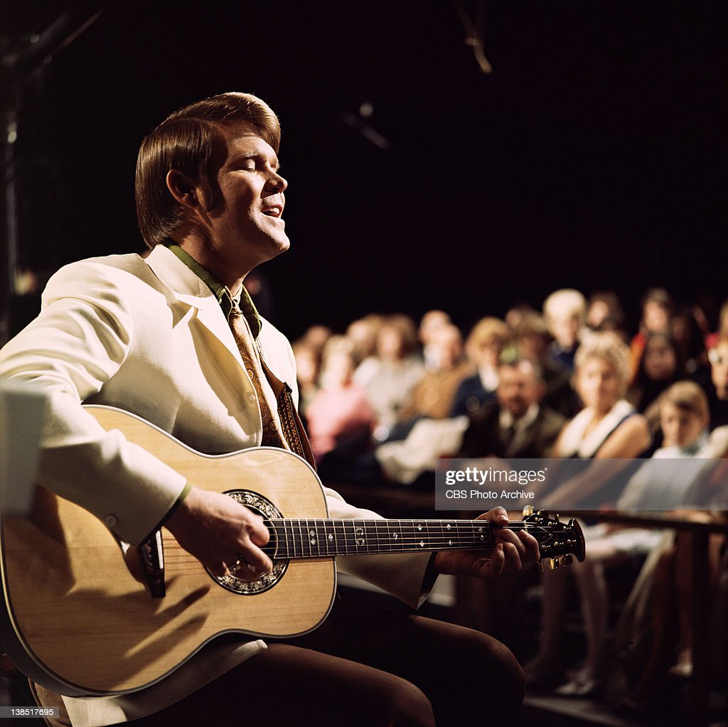 The Glen Campbell Goodtime Hour : News Photo
