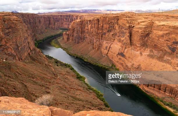glen canyon, arizona - ロックストラータ ストックフォトと画像