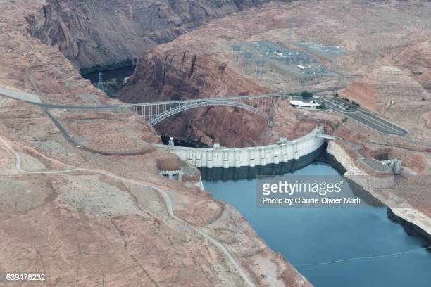 Glen Canyon Dam, Page, Arizona
