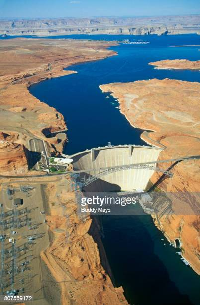 Glen Canyon Dam, Utah