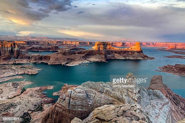 Glen Canyon National Recreational Area, Big water, Utah, USA