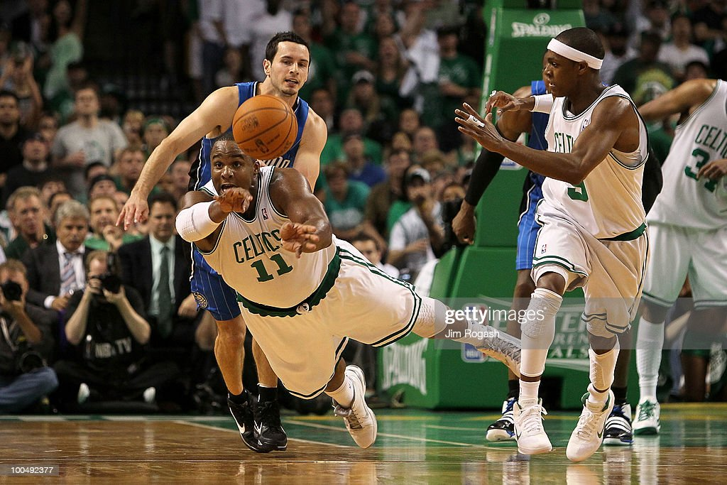 Orlando Magic v Boston Celtics , Game 4