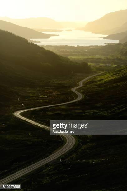 Glen Docherty sunset