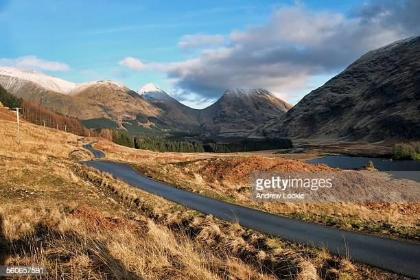 Glen Etive, Highlands, Scotland