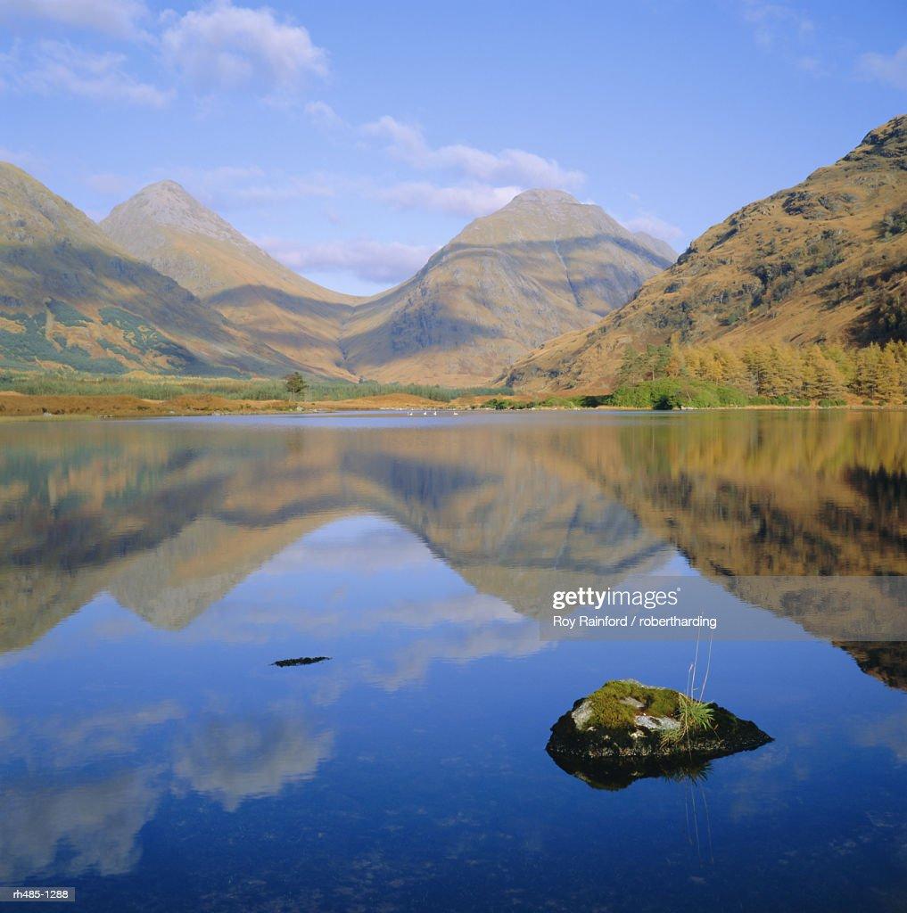 Glen Etive, Highlands, Scotland : Stockfoto