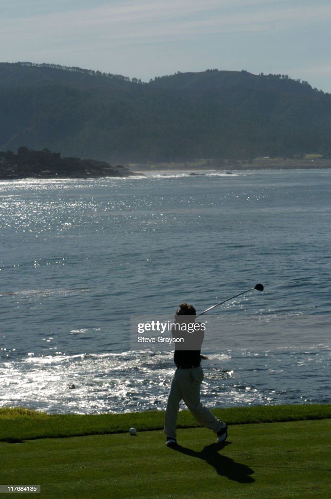 PGA Tour's 2004 AT&T Pebble Beach National Pro-Am - Third Round - February 7, 2004 : ニュース写真