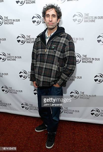 """Glen Friedman attends The Ghost In Our Machine"""" New York Screening at Village East Cinema on November 8, 2013 in New York City."""