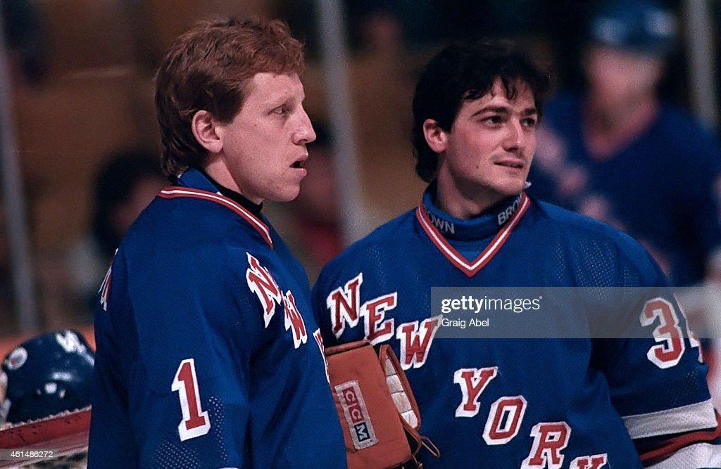 New York Rangers v Toronto Maple Leafs : News Photo