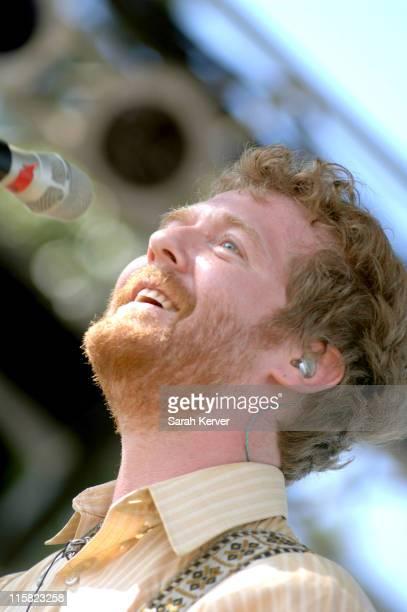 Glen Hansard of The Frames during Austin City Limits Festival - The Frames - September 24, 2005 at Zilker Park in Austin, Texas, United States.